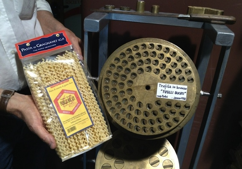 бронзовые матрицы Trafila bronzo для производства макарон