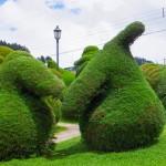 Причуда Коста-Рики: сказочный парк Francisco Alvarado в Царсеро