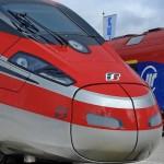 Новый скоростной поезд Италии: из Милана в Рим за два часа двадцать минут