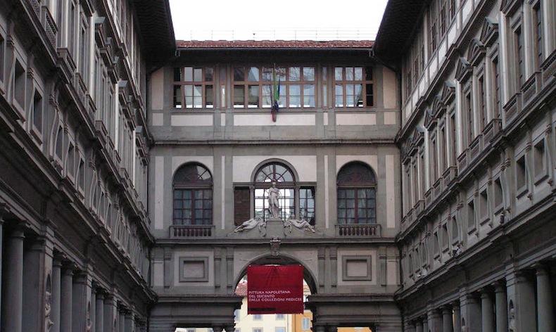 galleria-degli-uffizi-a-firenze-florence-флоренция-галерея-уффици