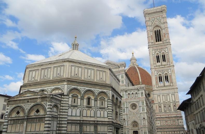 Piazza del Duomo Флоренция Firenze Florence