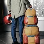 Альтернатива мини-багажу: новая коллекция рюкзаков Piquadro