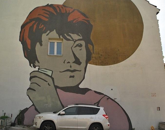 граффити, Белград