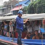 Общественный транспорт в Бангкоке: метро, кораблики, баржи, такси и аэроэкспресс