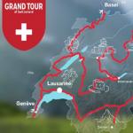 Гранд Тур по Швейцарии длиной в 1 600 км