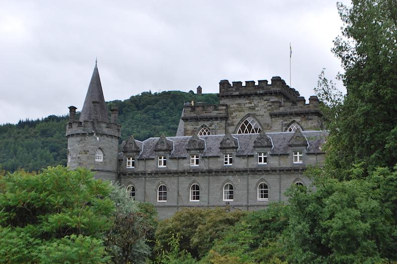 замок Инверари, Шотландия