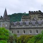 Замки Шотландии: восемь замков за неделю, маршрут поездки, история, описания