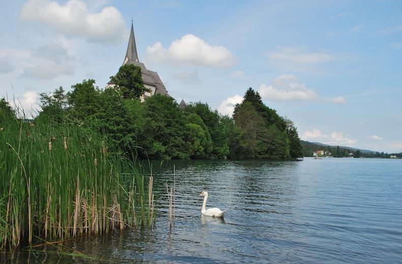 Каринтия, озера