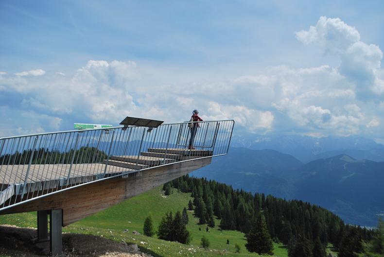 Каринтия, Альпы