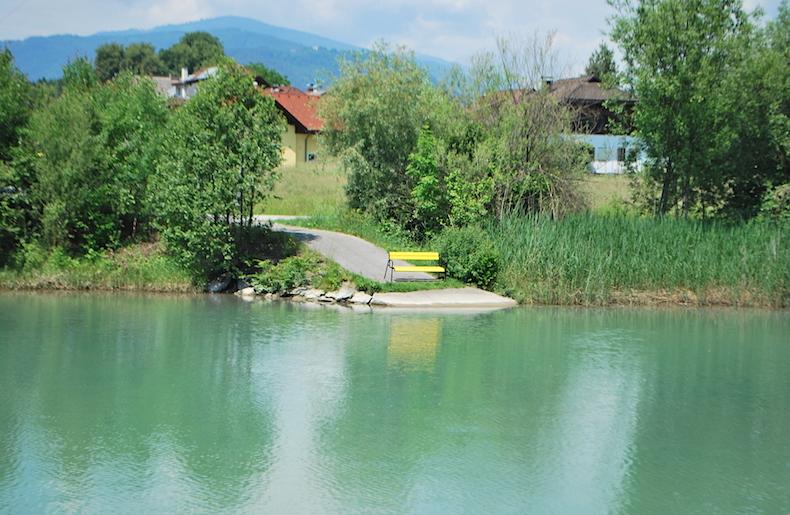 круиз по реке, Австрия