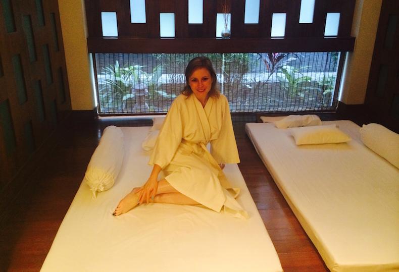 oriental spa