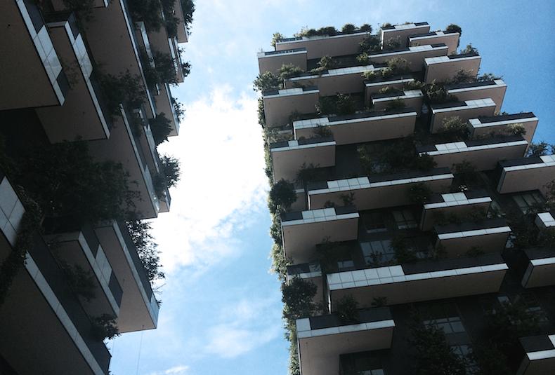 Bosco Verticale, Милан
