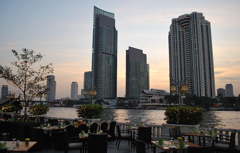 Mandarin Oriental, Бангкок