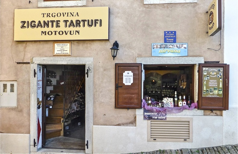 Мотовун Motovun Хорватия