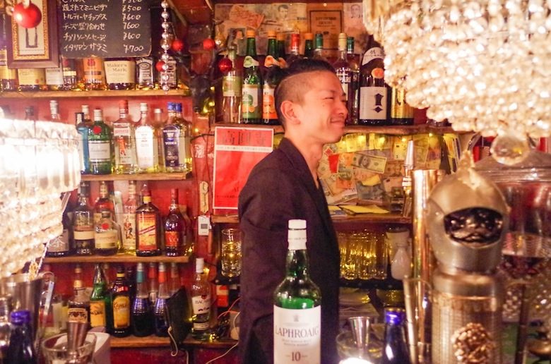 бар Albatross в Токио