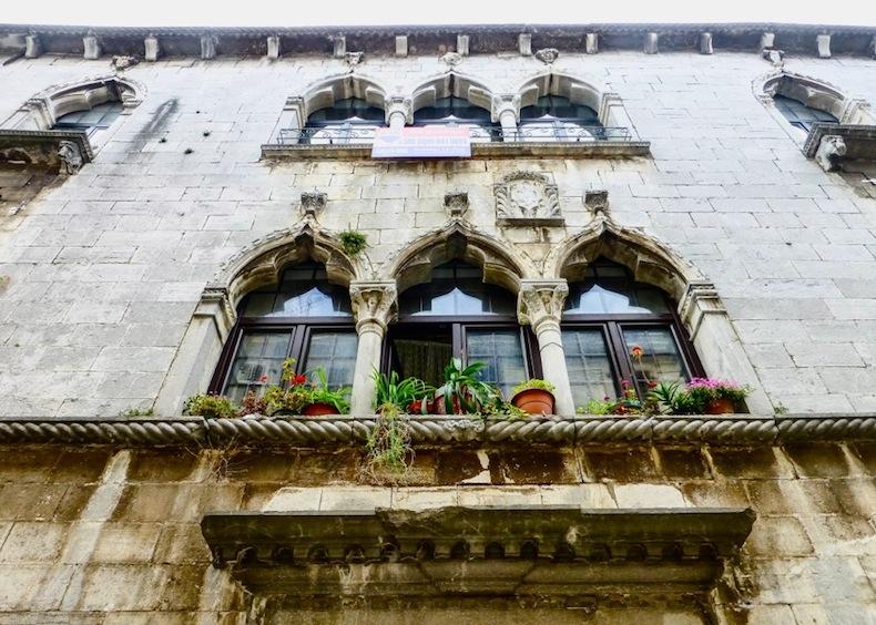 Пореч, Хорватия, Дом в венецианском стиле