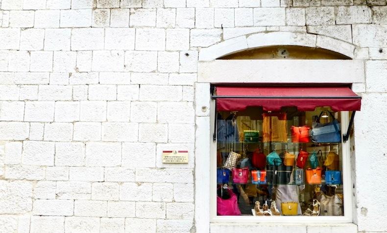 магазинчик на улице Пореча