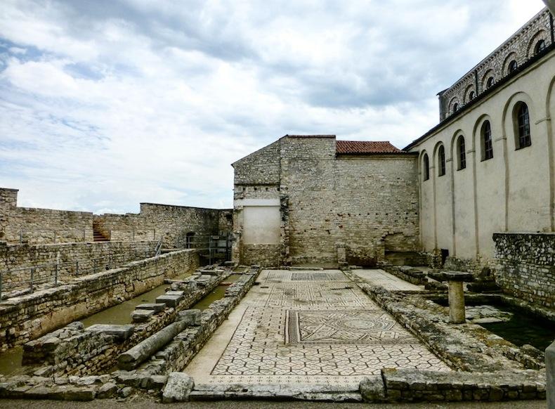 Пореч Евфразиева базилика