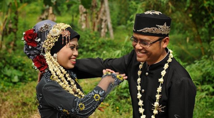 индонезия свадьба