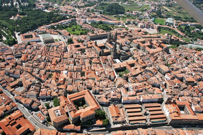 03-Santiago de Compostela view