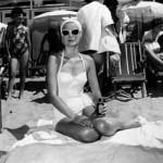 Подборка красоты: актрисы и модели прошлого в белых купальниках