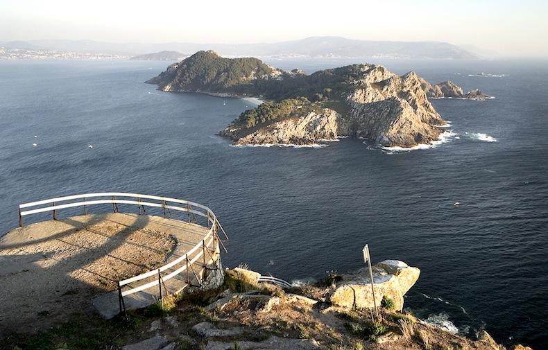 39-Cíes Islands острова Сиес