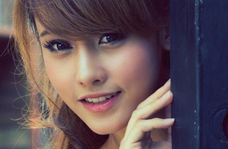 тайская девушка