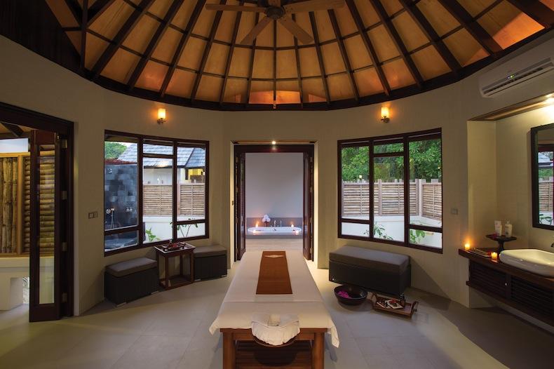 Akiri Spa by Mandara, Мальдивы: отель Atmosphere Kanifushi