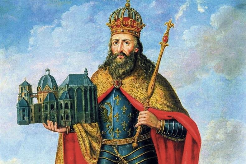 Император Карл Великий