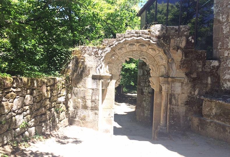 монастырь Сан Педро де Рокас