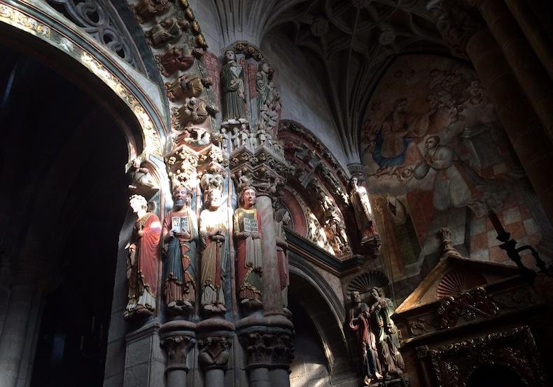 собор Сан-Мартиньо, Оренсе, Галисия, Испания