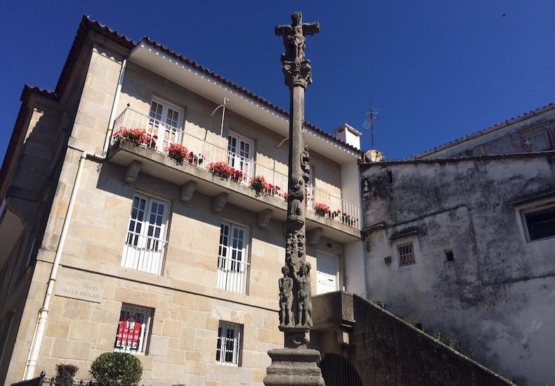 кельтский крест, Галисия, Испания