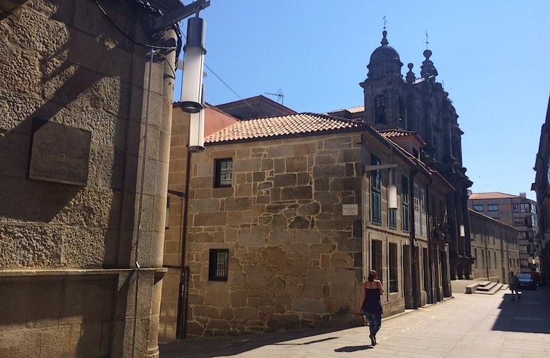 Понтеведра, Испания, Галисия