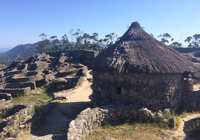 кельтская деревня, Галисия, Испания