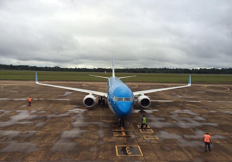 самолет, Аргентина