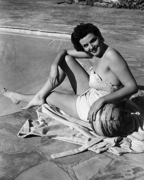 Vintage summer Jane Russell