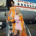 Фотоподборка: стюардессы 70-х годов: это диско!