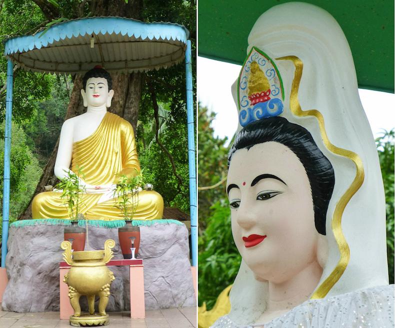 пагода Su Muon, Фукуок, Вьетнам