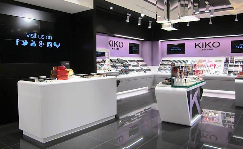 магазины Kiko