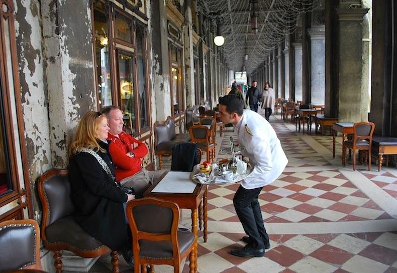 Caffè Florian, Венеция