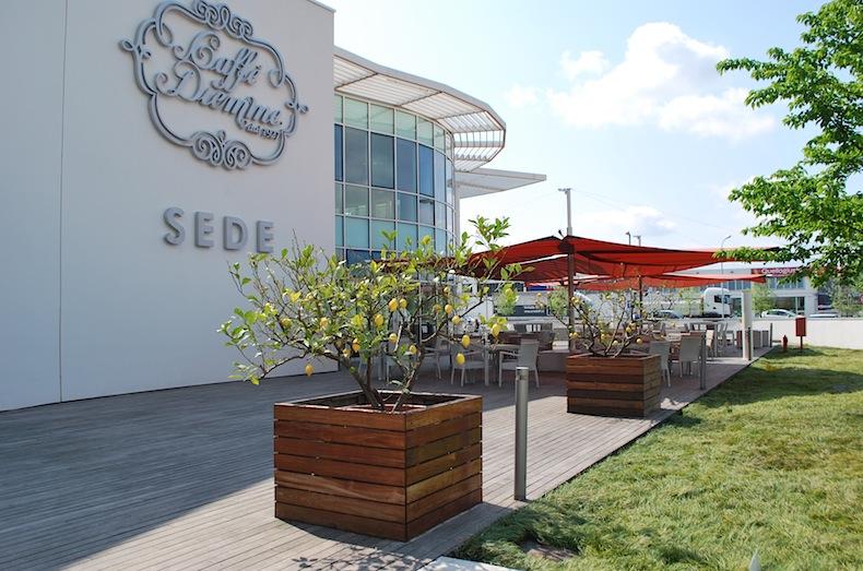 офис Caffè Diemme в Падуе