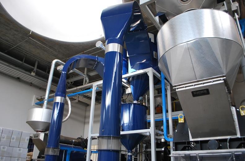 производство Caffè Diemme