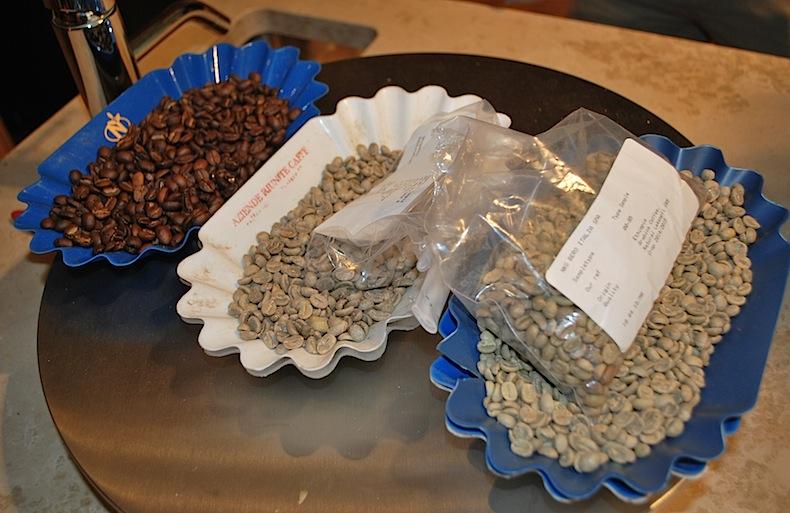 Caffè Diemme образцы кофе