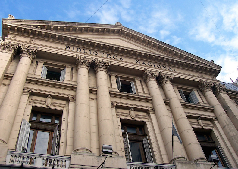 Biblioteca Nacional Буэйнос-Айрес