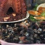 Кухня Галисии: percebes, наваха и прочие гады морские