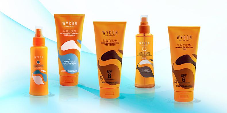 солнцезащитные средства Wycon
