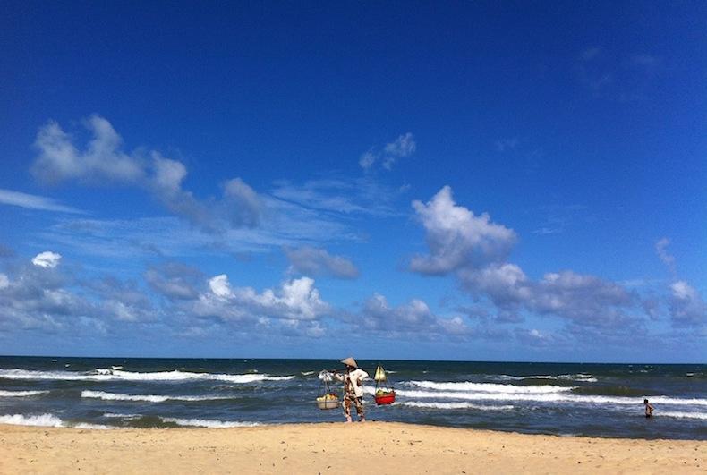 пляж Фукуока, Вьетнам