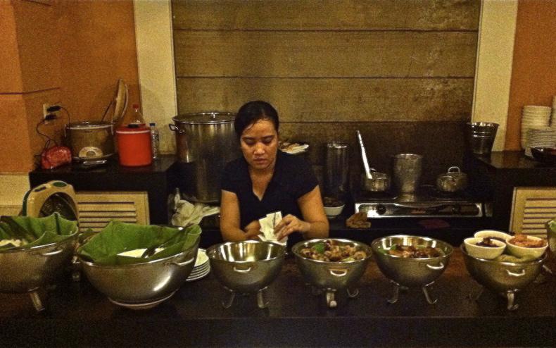 ресторан Nha Hang Ngon, Хошимин