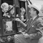 Как открывали первый Диснейленд в 1955 году? Архивные фото