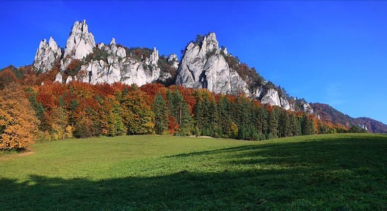 Шулевские Скалы